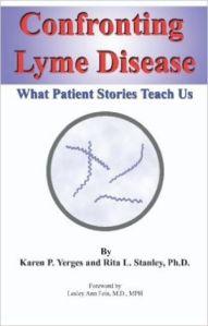 Confronting - Lyme Disease Karen P Yerges