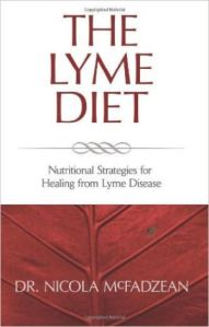 The Lyme Diet - Nicola McFadzean